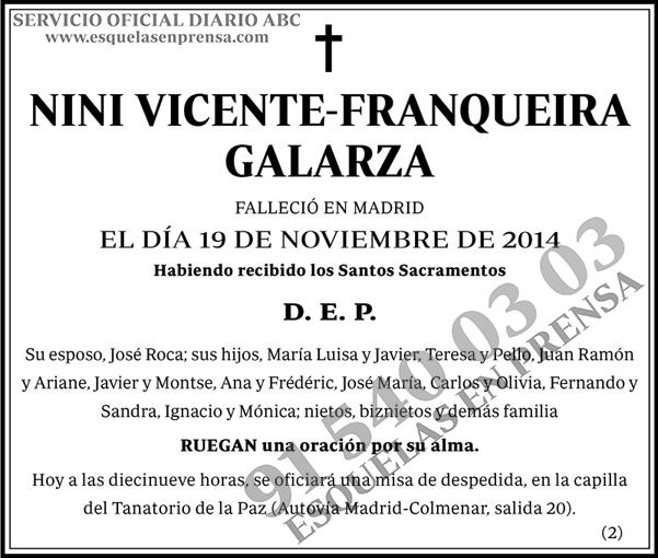 Nini Vicente-Franqueira Galarza